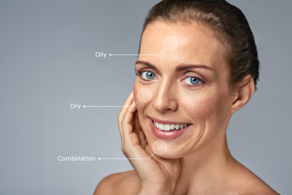 How to determine your skin type from West Vancouver spa Naturally Yours Studio